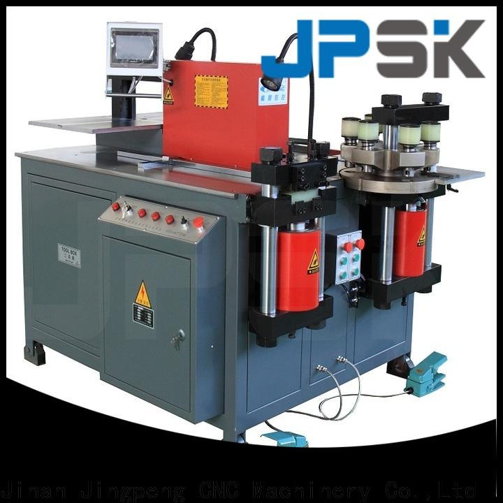 JPSK cutting bending machine online for embossing