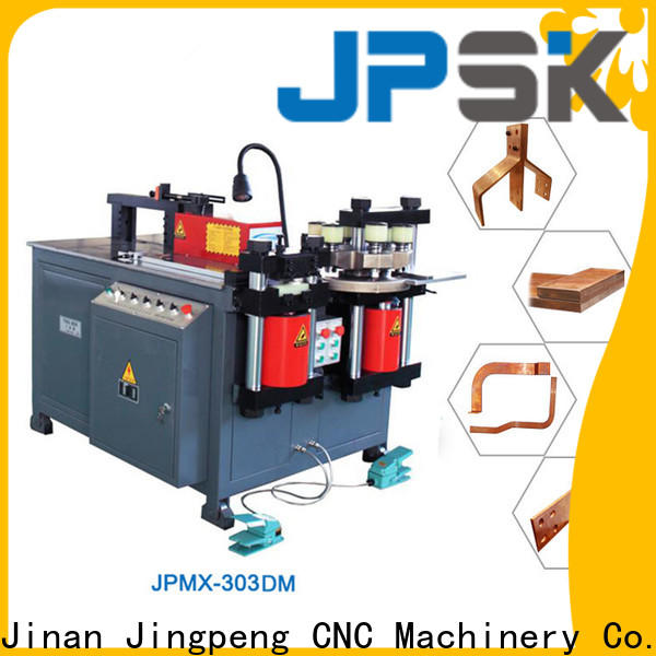 long lasting cnc sheet metal bending machine factory for bend the copper for aluminum busbars
