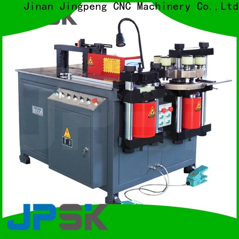 JPSK high quality hydraulic punching machine design for for workshop for busbar processing plant