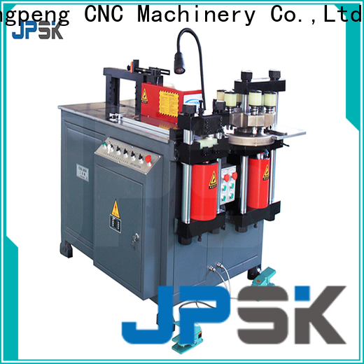 JPSK automatic Non-CNC busbar bending punching cutting machine supplier for workshop