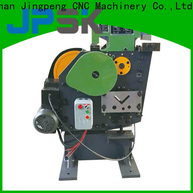 JPSK multi function metal machine directly sale for plant
