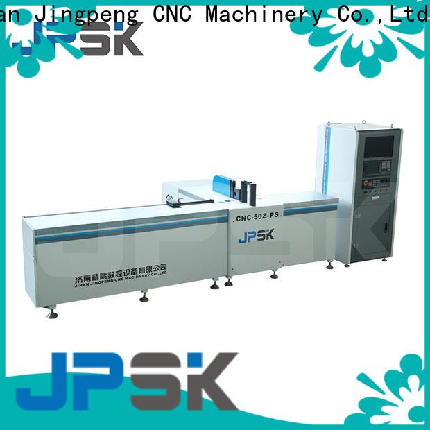 JPSK busbar bending machine promotion for aluminum busbars