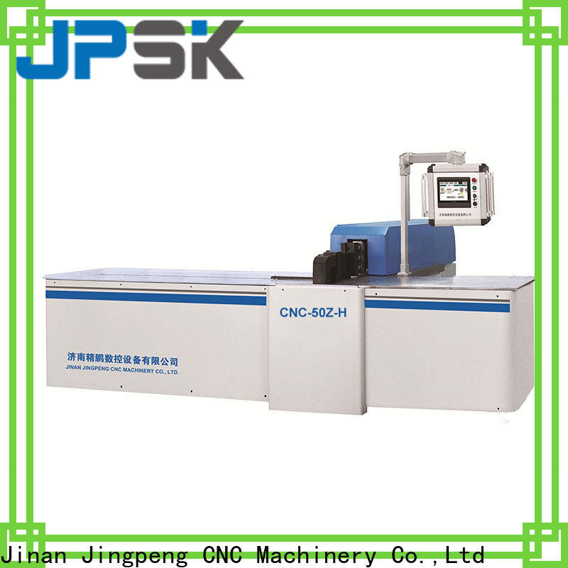 JPSK cnc bending machine at discount for bending copper