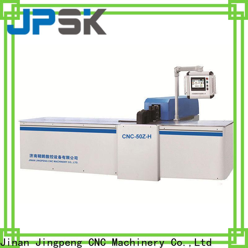 JPSK cnc bending machine at discount for bending copper