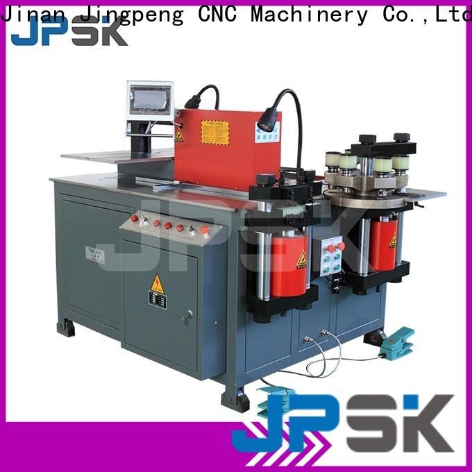 JPSK sheet metal punching machine online for U-bending