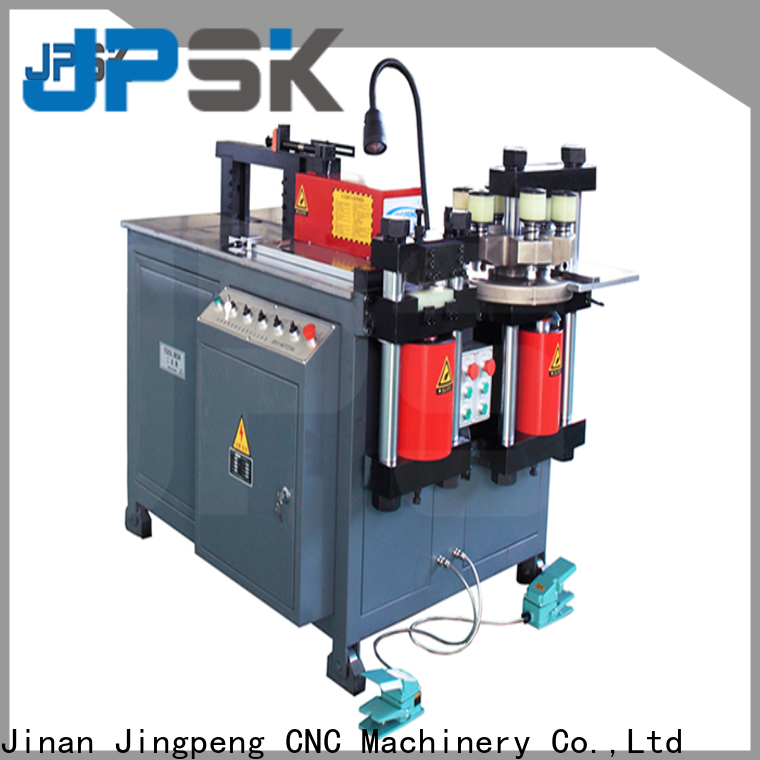 JPSK Non-CNC busbar bending punching cutting machine wholesale for worksite