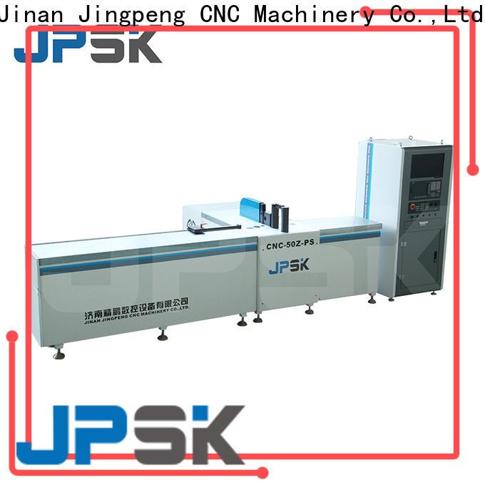 JPSK aluminum bending machine manufacturer for busway