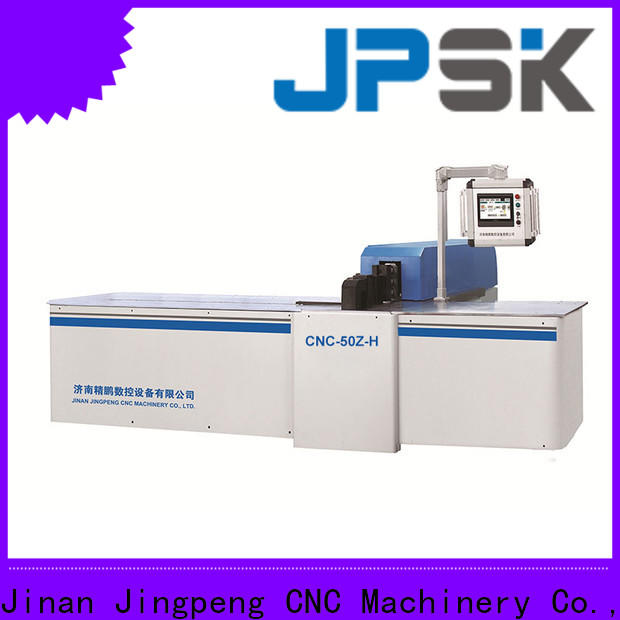 JPSK automatic aluminum bending machine directly sale for busway