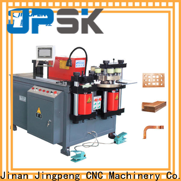 JPSK precise cutting and bending machine online for embossing