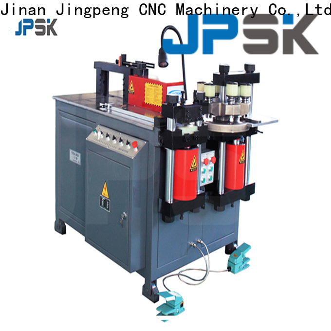JPSK automatic Non-CNC busbar bending punching cutting machine factory price for workshop