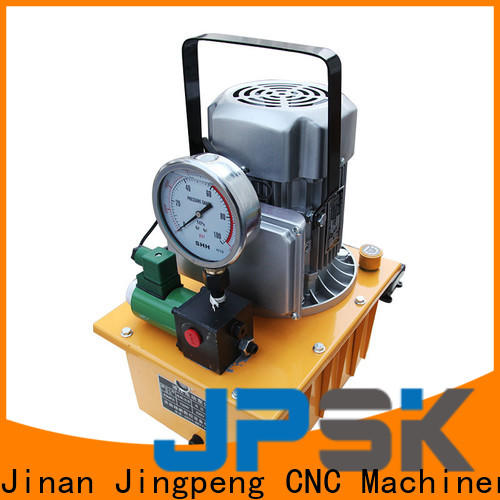 JPSK hot selling hydraulic foot pump factory price for factory