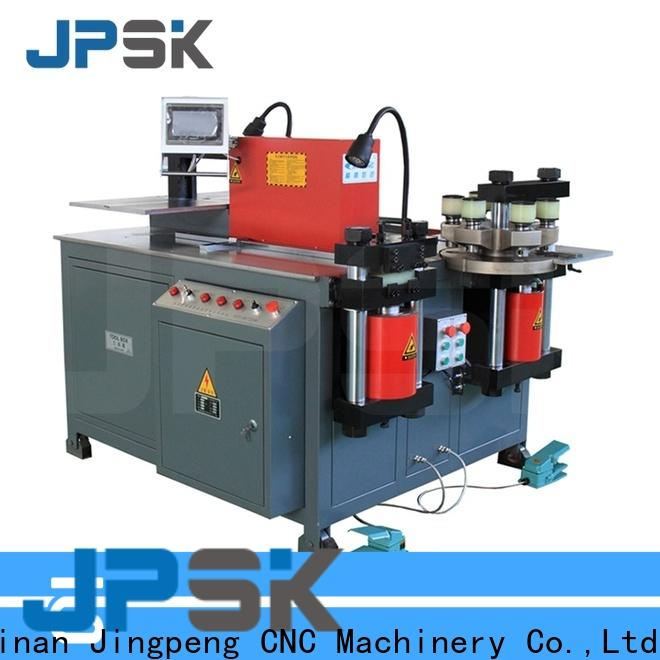 JPSK cutting and bending machine supplier for embossing