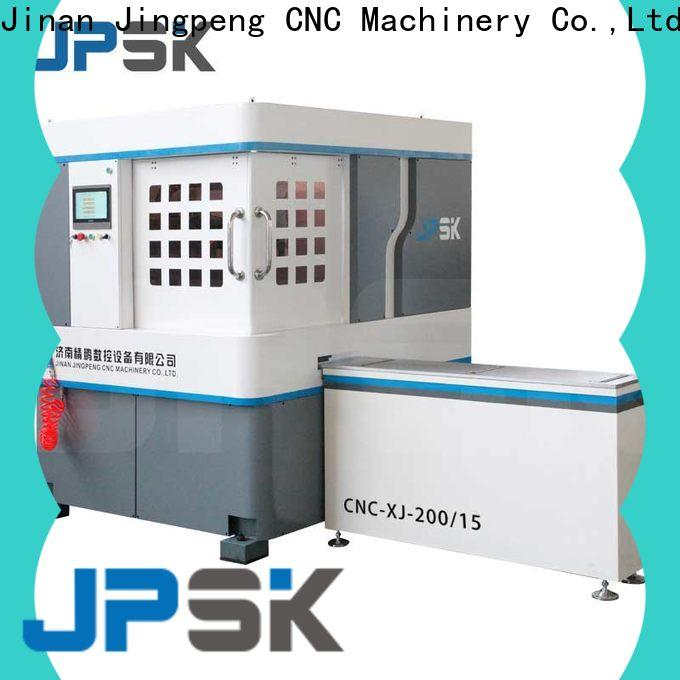 JPSK reliable cnc busbar chamfering machine manufacturer for plant