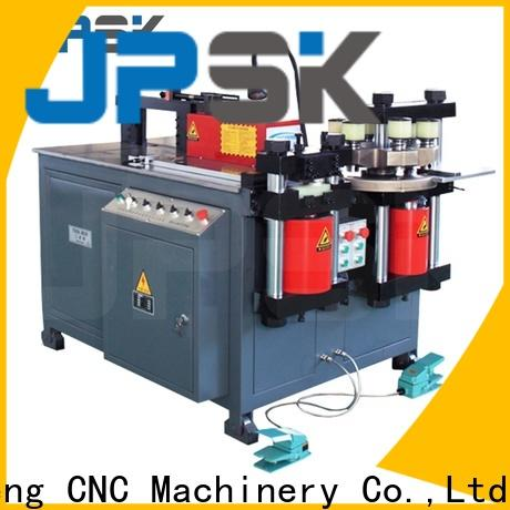 JPSK metal shearing machine inquire now for bend the copper for aluminum busbars