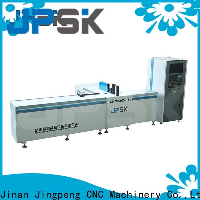 JPSK automatic aluminium bending machine at discount for aluminum busbars