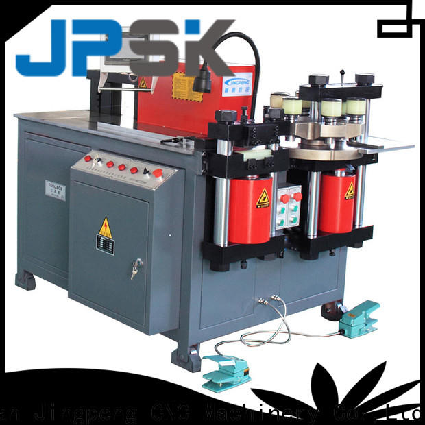 long lasting turret punching machine supplier for flat pressing