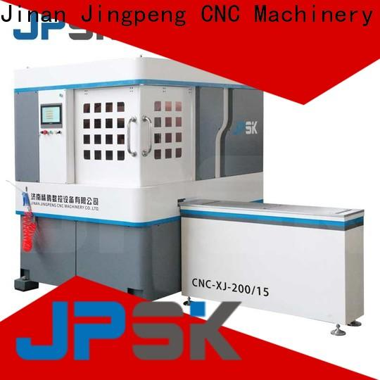 long lasting cnc busbar chamfering machine factory price for plant