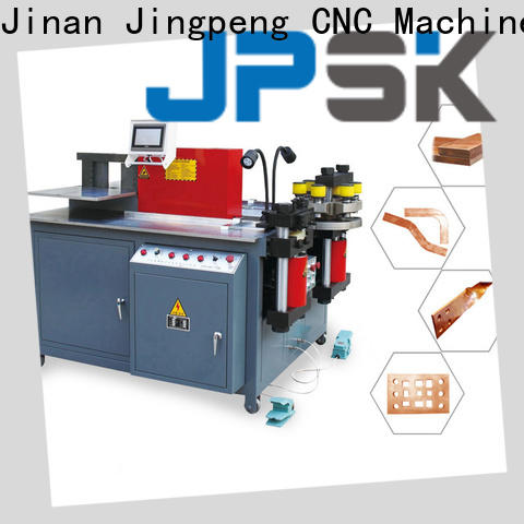 JPSK metal punching machine online for embossing