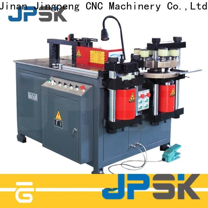 JPSK automatic Non-CNC busbar bending punching cutting machine for plant
