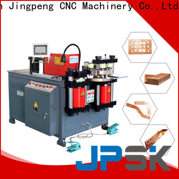 JPSK accurate cutting and bending machine online for flat pressing