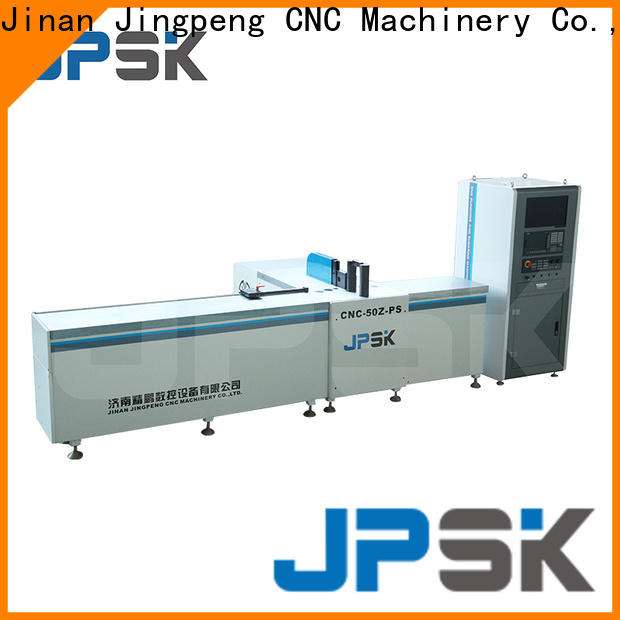JPSK aluminium bending machine at discount for box substation