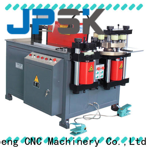JPSK long lasting metal punching machine supplier for embossing