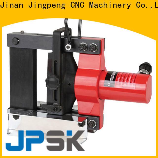 JPSK hydraulic hand pump personalized for workshop