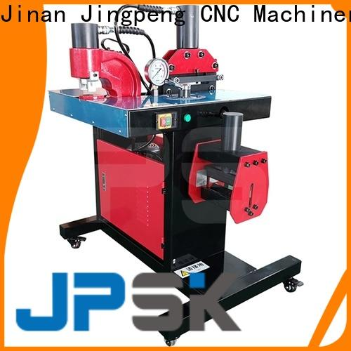 JPSK hydraulic punching machine inquire now for bend the copper for aluminum busbars