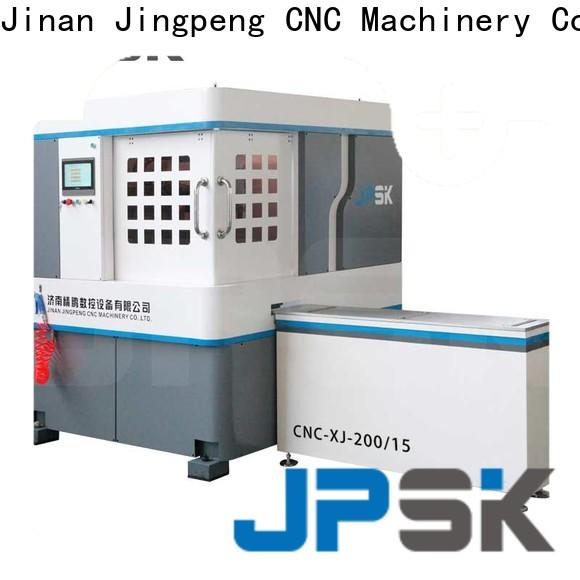 JPSK cnc busbar chamfering machine supplier for plant