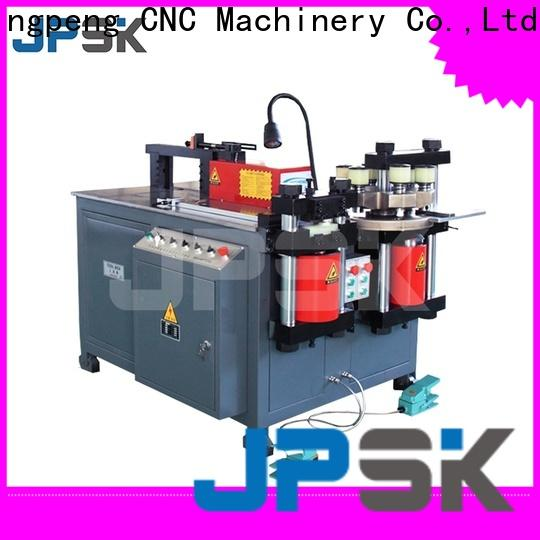 JPSK hydraulic shear design for bend the copper for aluminum busbars