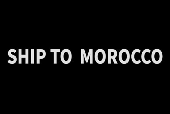 JPSK busbar machine ship to Morocco