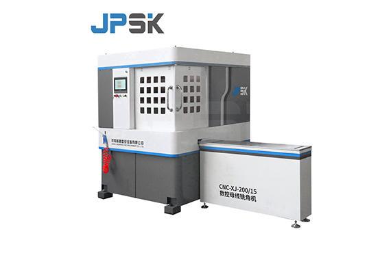 CNC busbar chamfering machine