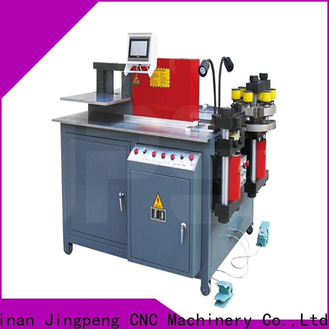 JPSK accurate sheet metal punching machine online for twisting