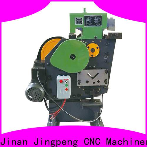 stable aluminium punching machine customized for plant