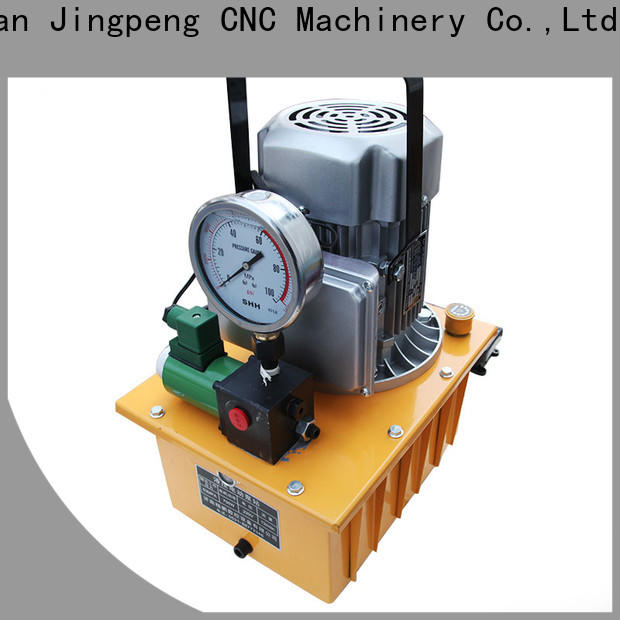 JPSK hydraulic hand pump wholesale for workshop
