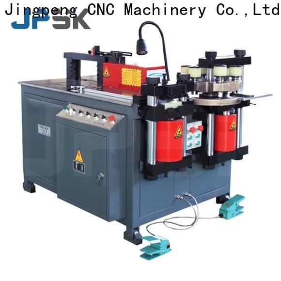 JPSK metal shearing machine design for for workshop for busbar processing plant
