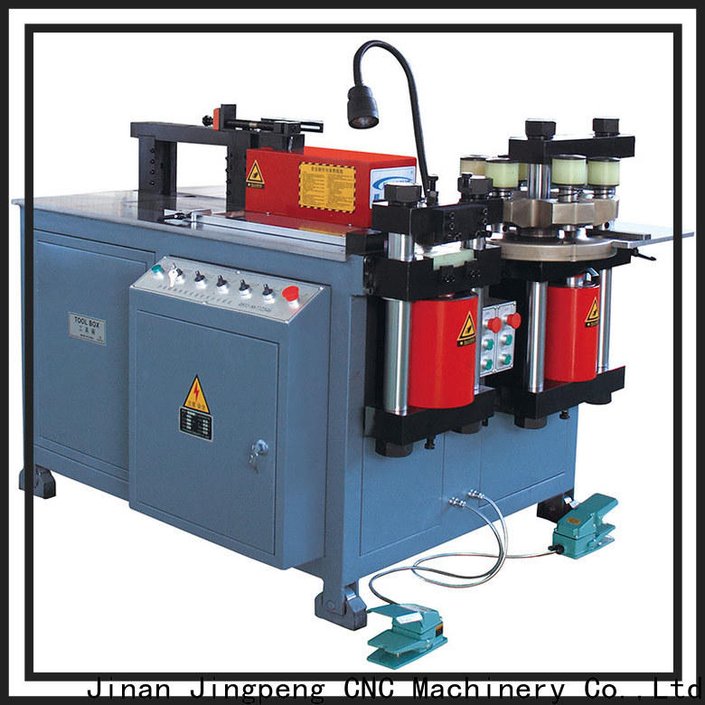 customized hydraulic punching machine with good price for bend the copper for aluminum busbars