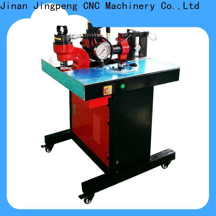 high quality hydraulic shear factory for for workshop for busbar processing plant