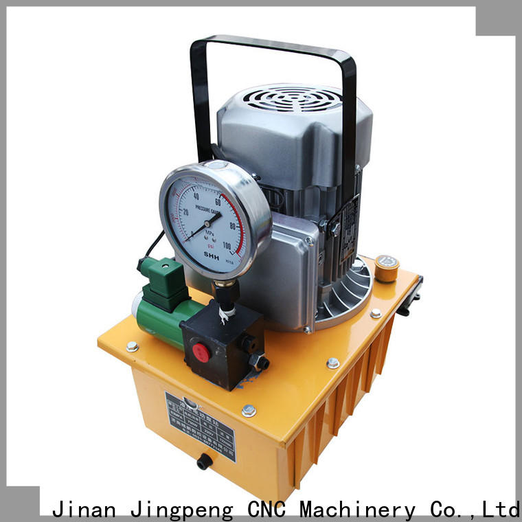 JPSK hydraulic hand pump supplier for plant