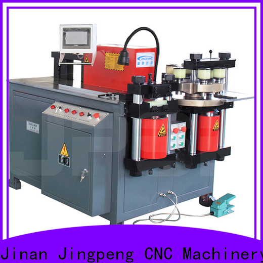 customized cnc sheet metal bending machine factory for for workshop for busbar processing plant