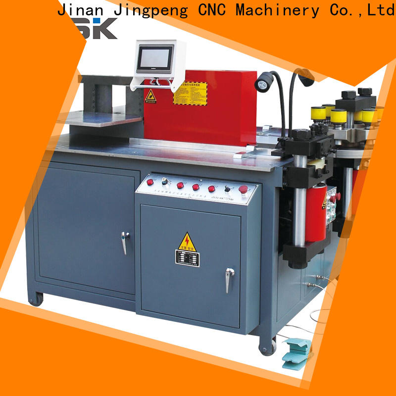 JPSK turret punching machine on sale for embossing