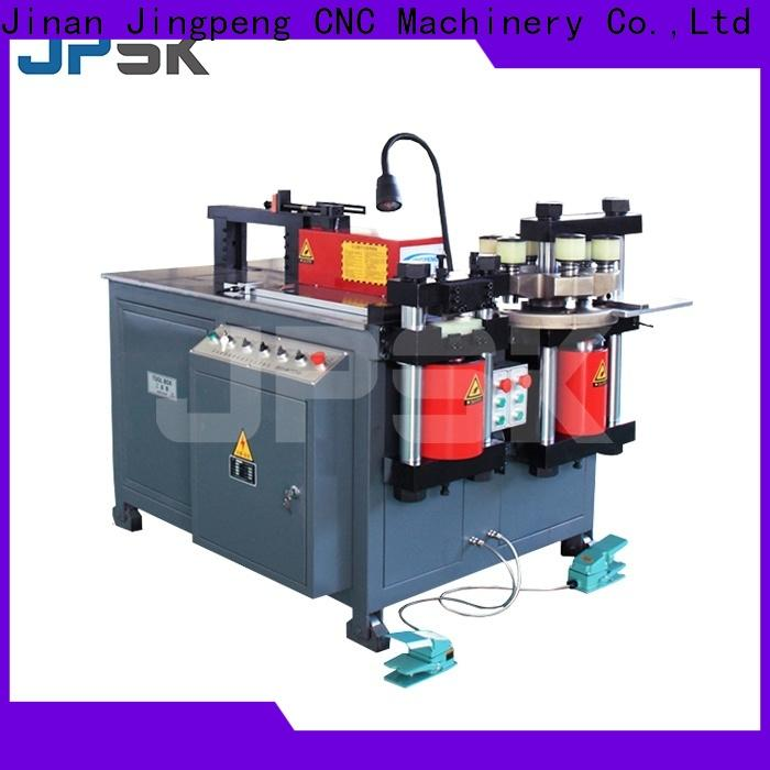 JPSK accurate cnc sheet metal bending machine inquire now for for workshop for busbar processing plant