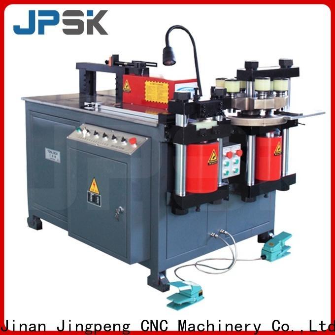 JPSK metal bending machine design for for workshop for busbar processing plant