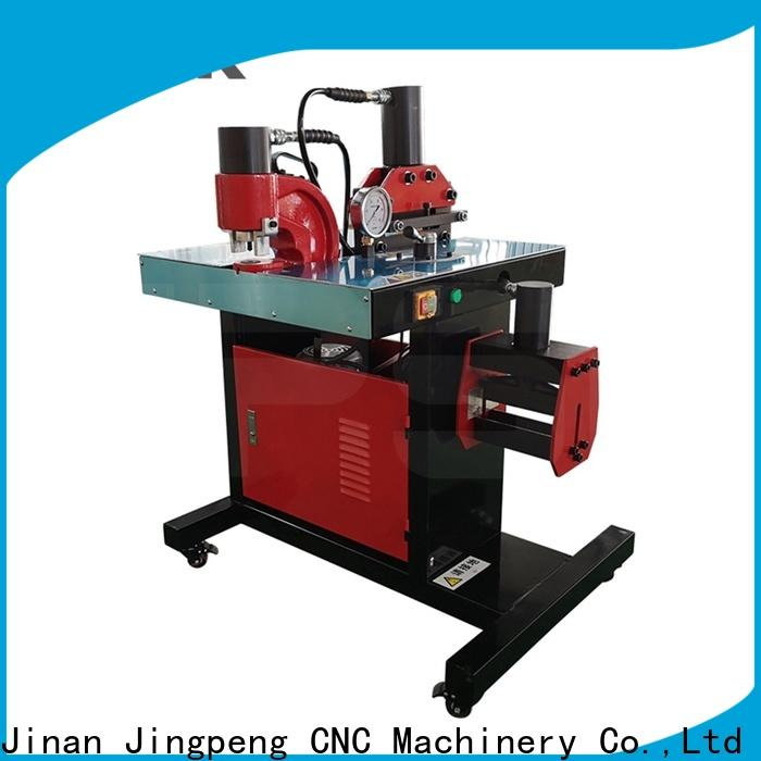 long lasting metal fabrication equipment factory for bend the copper for aluminum busbars