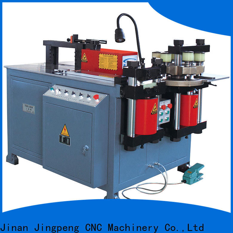 JPSK hydraulic shear with good price for bend the copper for aluminum busbars