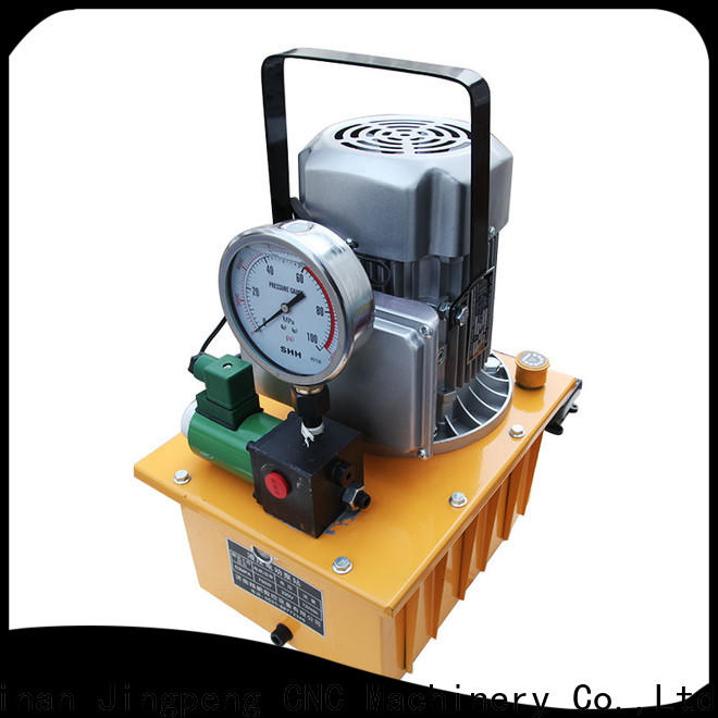 JPSK hydraulic foot pump easy to carry for worksite