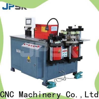 JPSK cutting and bending machine promotion for embossing