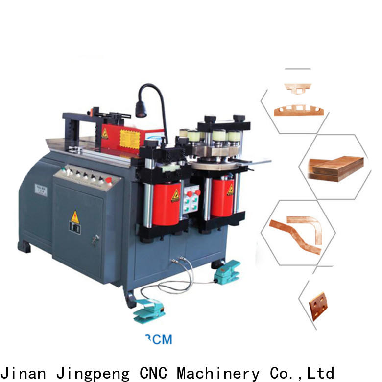 accurate metal shearing machine factory for for workshop for busbar processing plant
