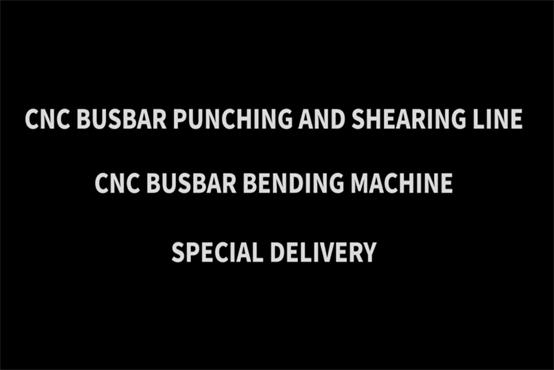 JPSK busbar machine ship to Jiangxi, China