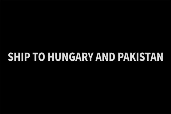 JPSK busbar machine ship to Pakistan and Hungary